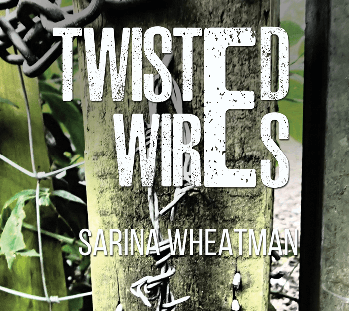 'Twisted Wires' by Sarina Wheatman