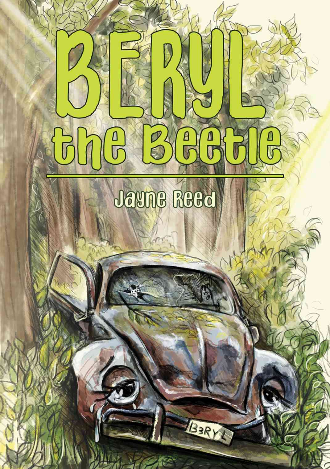 Beryl The Beetle By Jayne Reed Featured On Dorset Echo Website Austin Macauley Publishers
