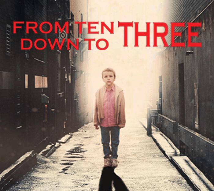 From ten down to three