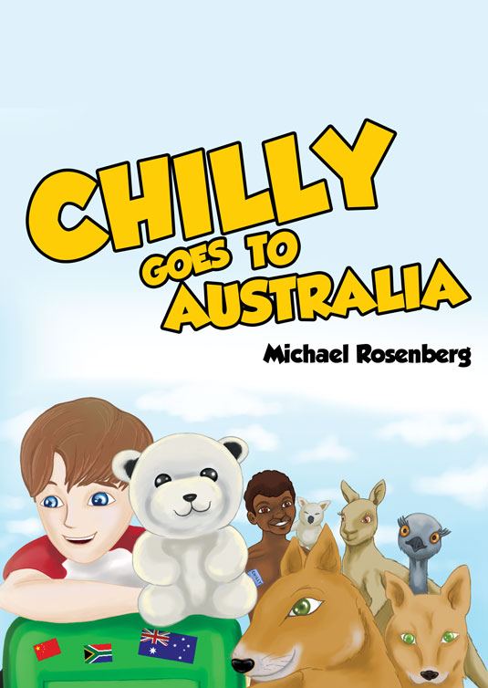 Chilly goes to Australia by Michael Rosenberg