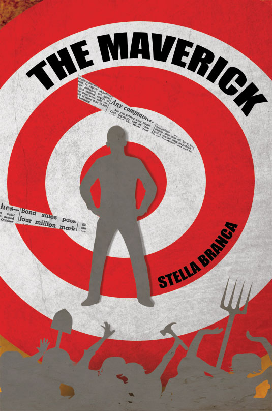 The cover of The Maverick by Stella Branca