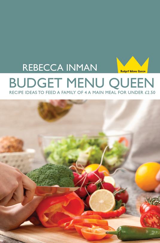Budget Menu Queen by Rebecca Inman