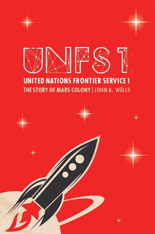 United Nations Frontier Service 1: The Story of Mars Colony