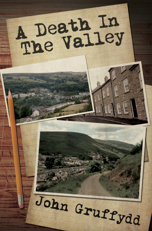 The cover of A Death in the Valley by John Gruffydd