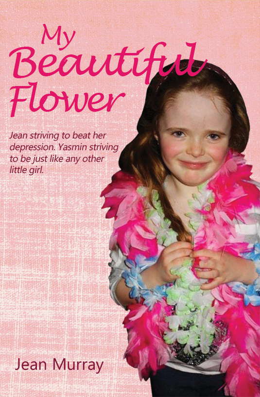 The cover of My Beautiful Flower by Jean Murray