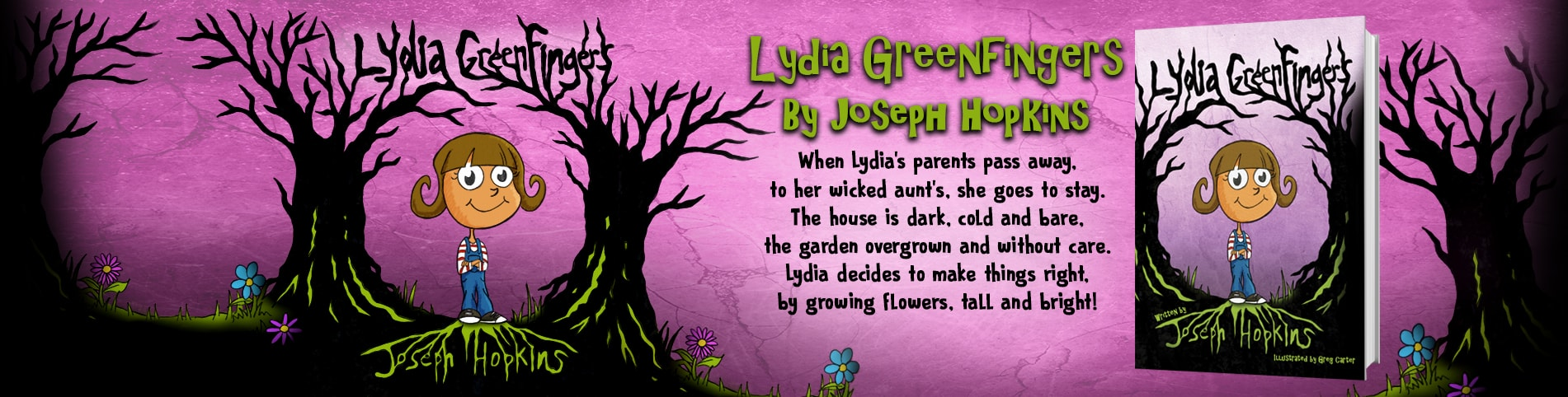 Lydia Greenfingers