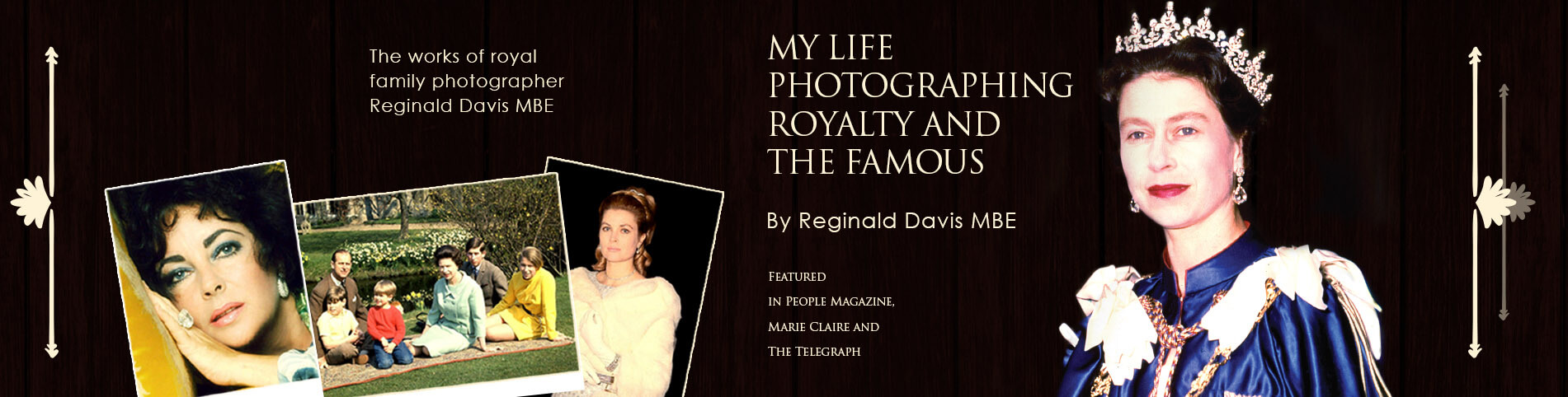 My life photographing royalty