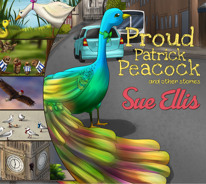Proud Patrick Peacock and Other Stories - Highlights