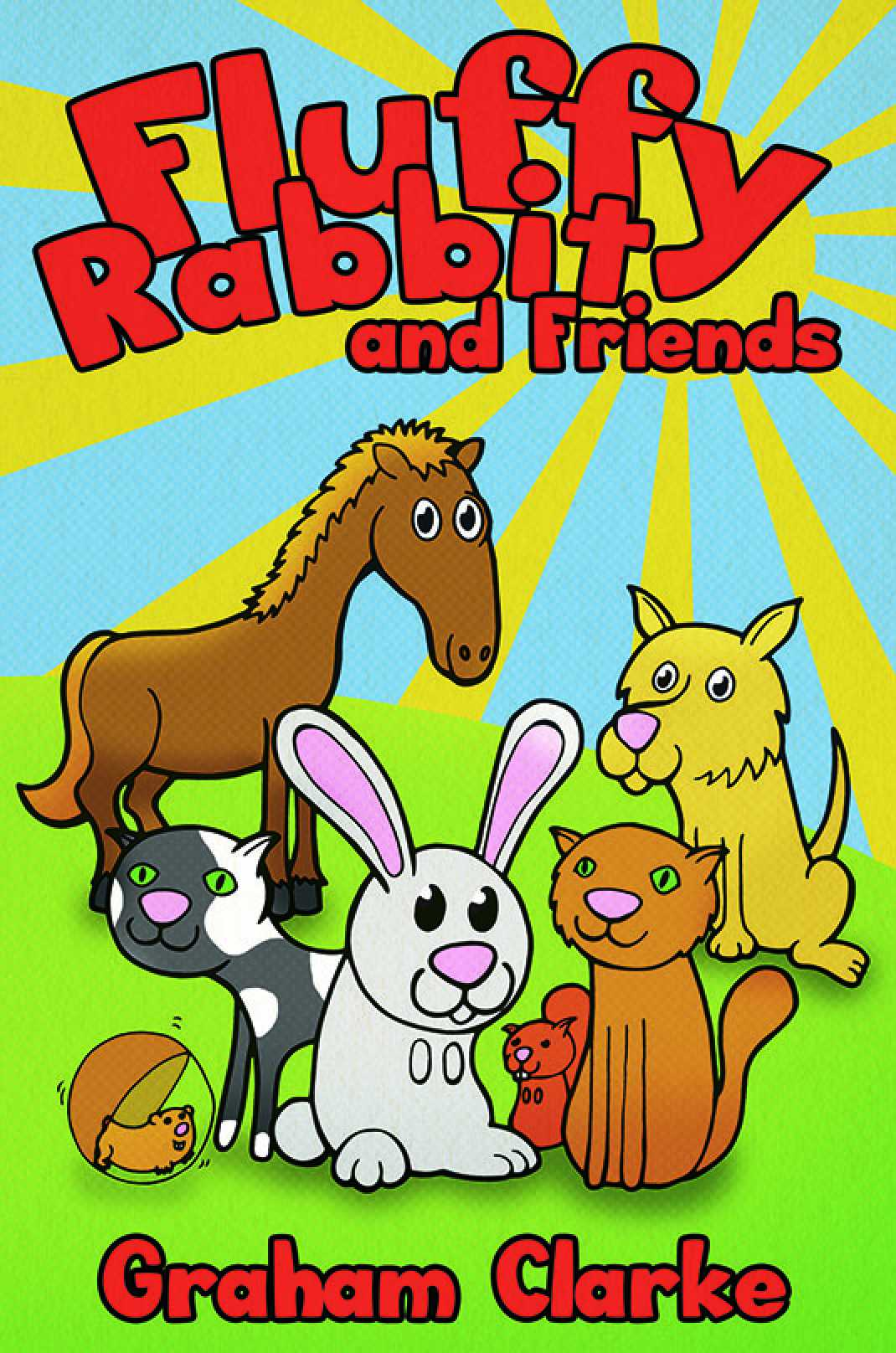 Fluffy Rabbit and Friends