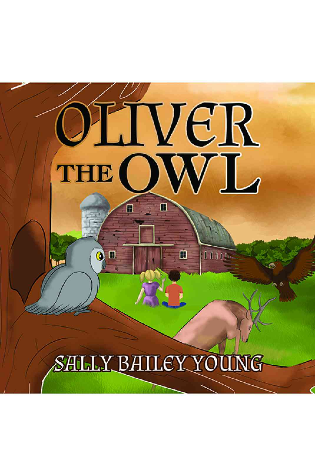 Oliver the Owl