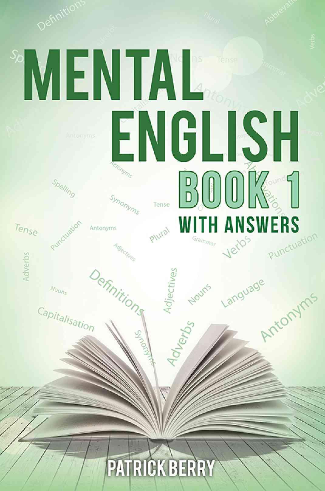 mental english book one book austin macauley publishers