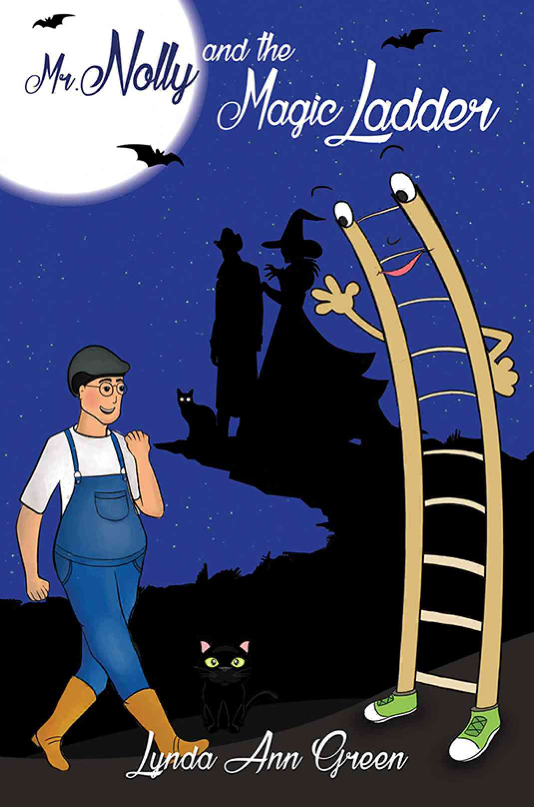 Mr. Nolly and the Magic Ladder
