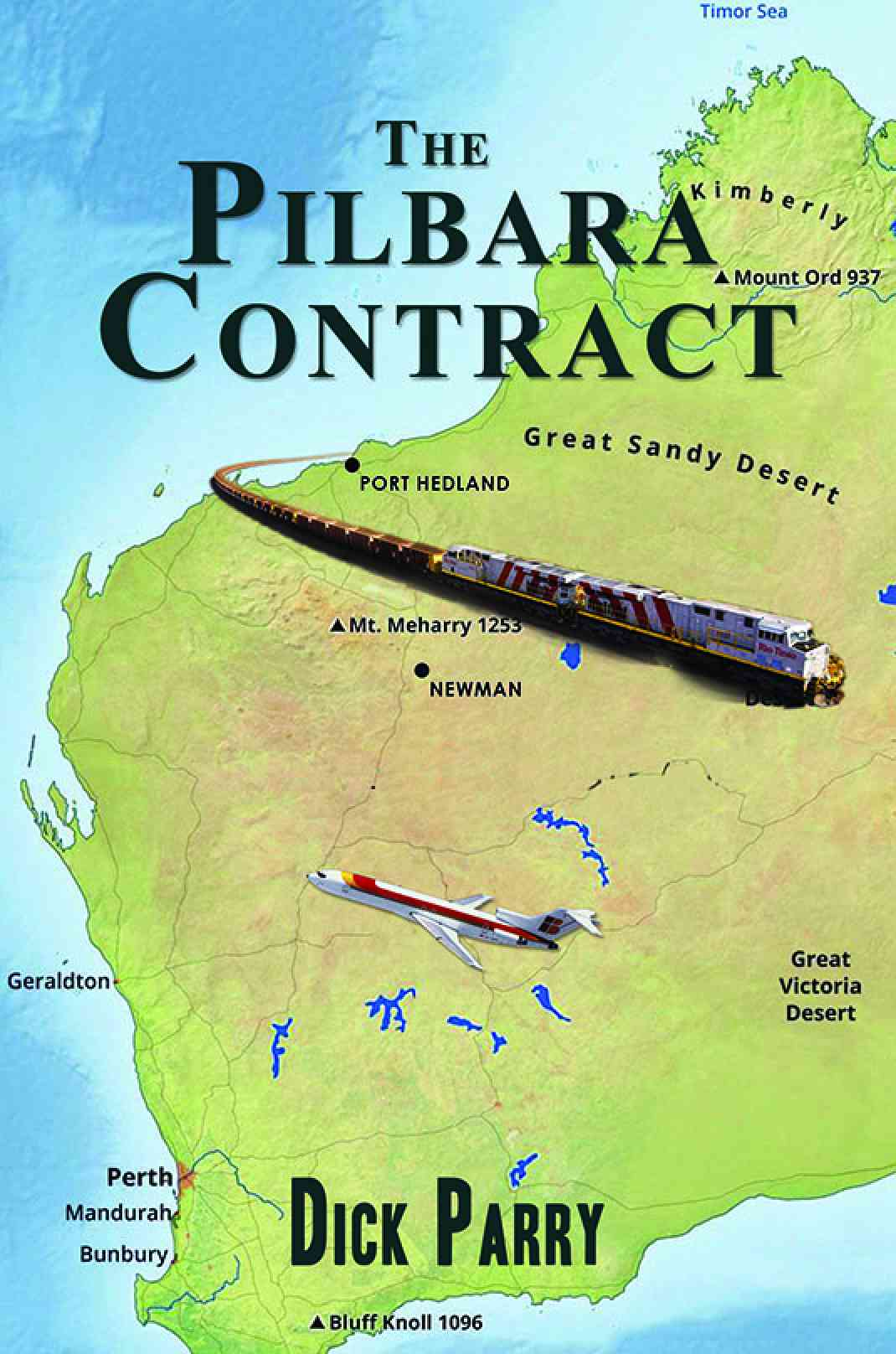 The Pilbara Contract | Book| Austin Macauley Publishers