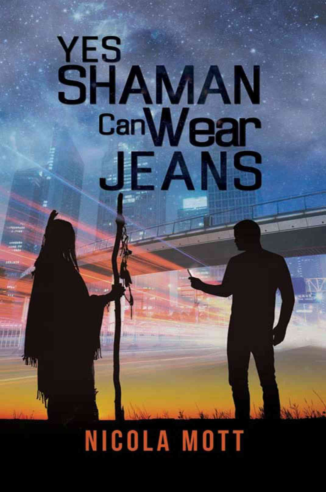 Yes, Shaman Can Wear Jeans | Book| Austin Macauley Publishers