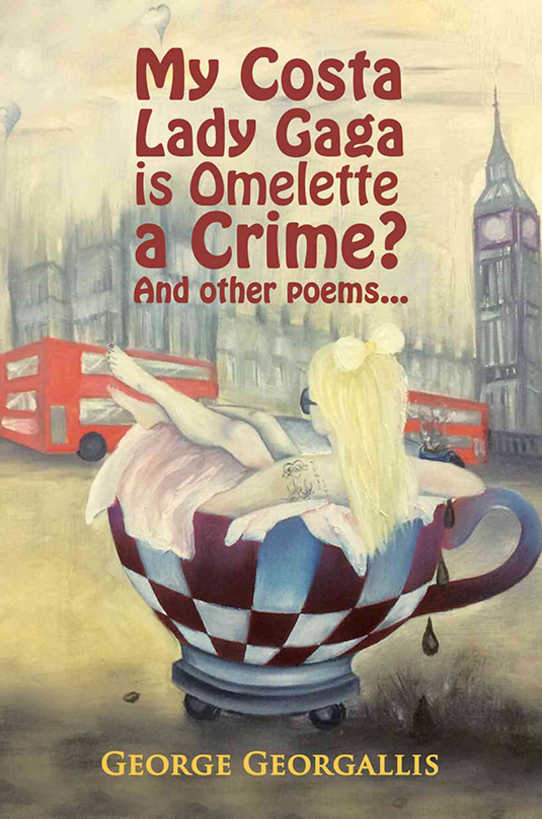 My Costa Lady Gaga is Omelette a Crime?