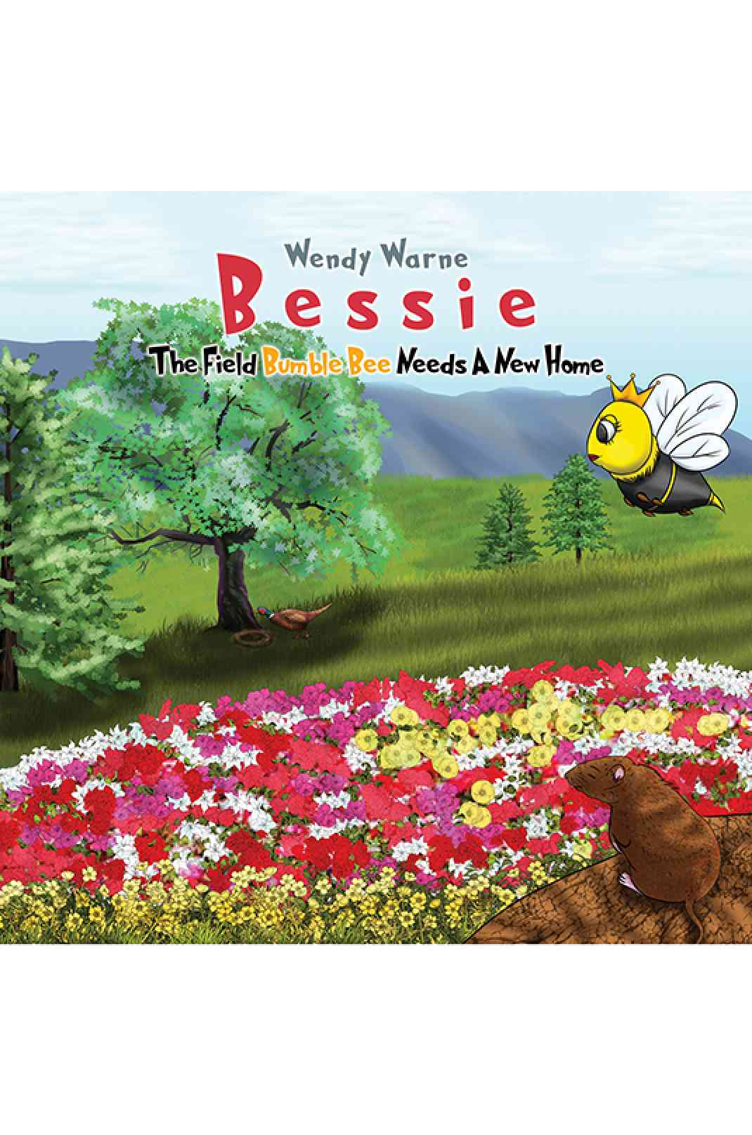 Bessie The Field Bumble Bee Needs A New Home