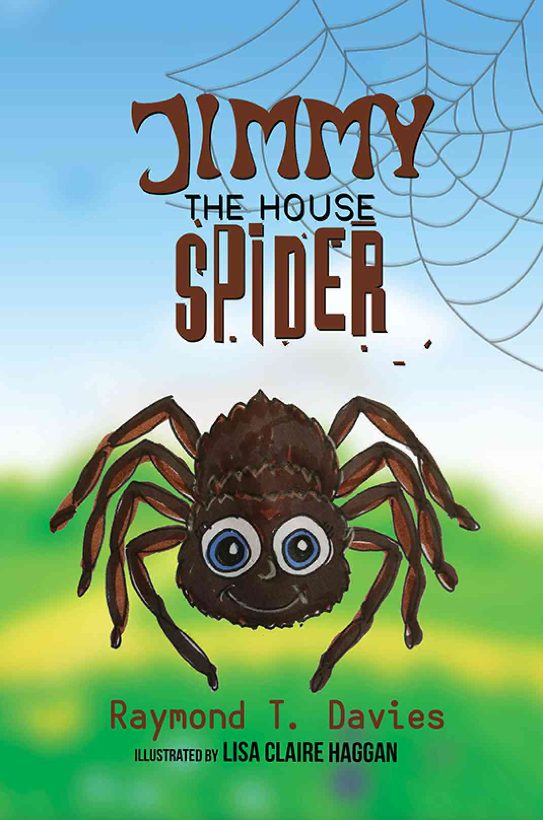 Jimmy The (House) Spider