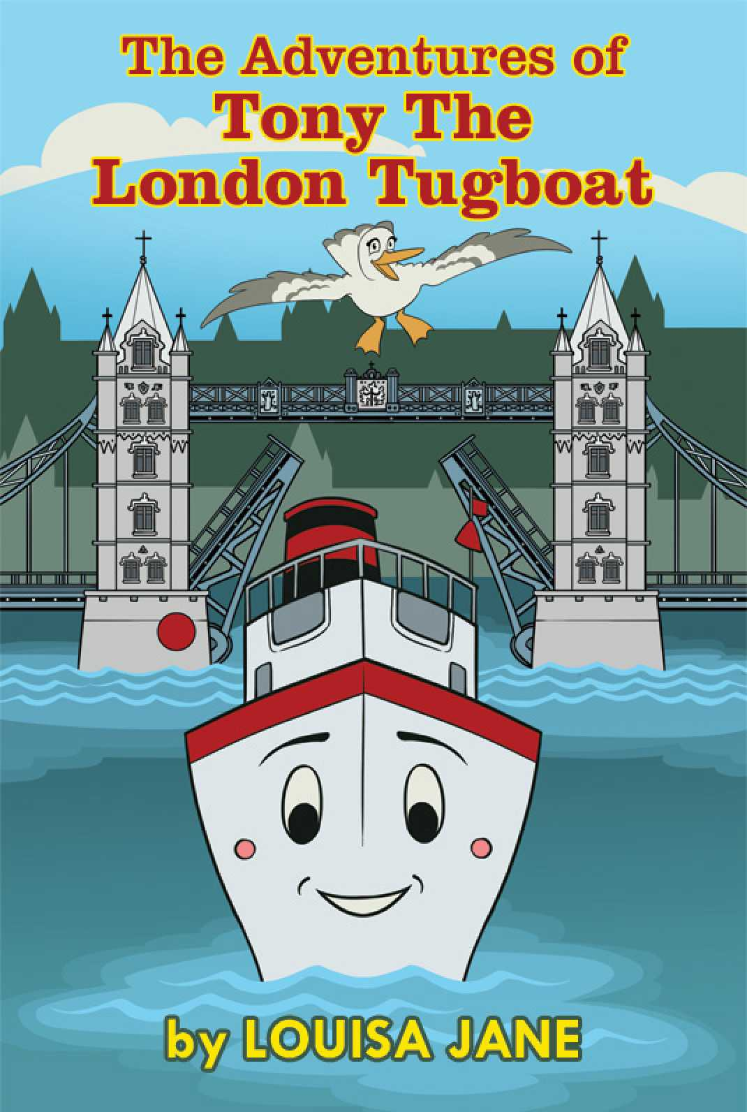 The Adventures Of Tony The London Tugboat