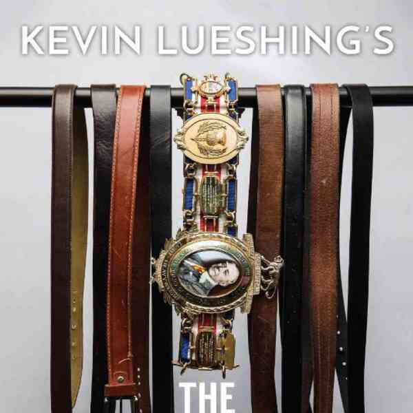 Kevin Lueshing's 'The Belt Boy' Features in GQ's The 10 Best Sport Books 2017