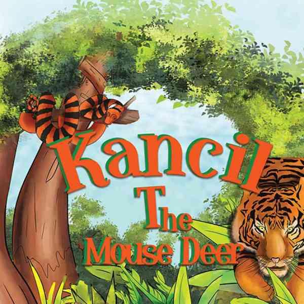 'Kancil the Mouse Dear' by Marie McLisky