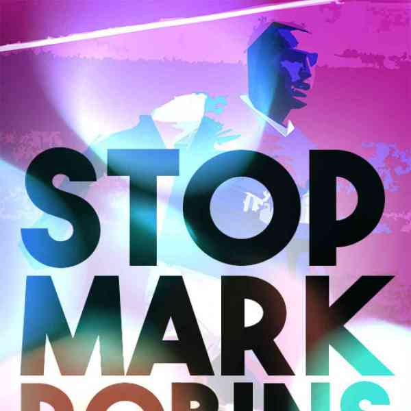 Stop Mark Robins book cover
