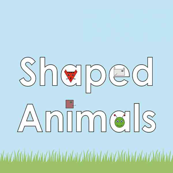 Sayeh Stone's Educational 'Shaped Animals' is Reviewed by WhisperingStories