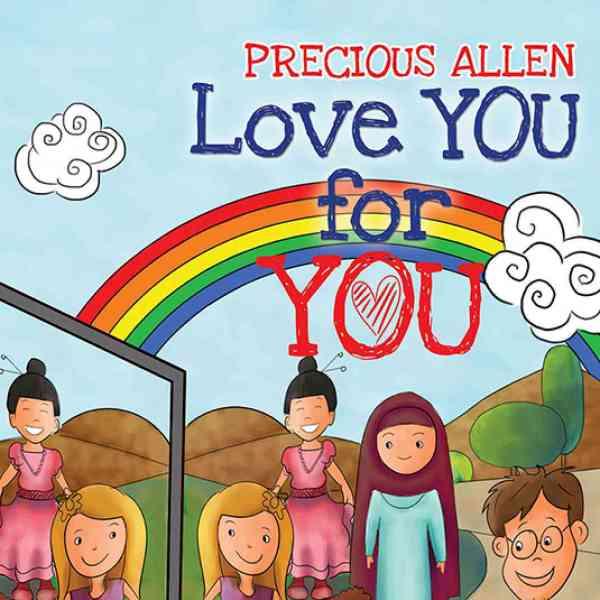 Precious Allen's LOVE You for YOU! book review