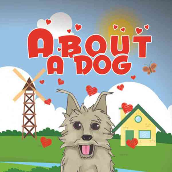 Children's Author Richard Bloss featured on Amelia in Hull about his book 'About a Dog'