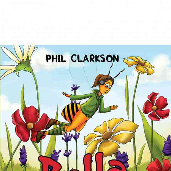 Bella the Bee book cover