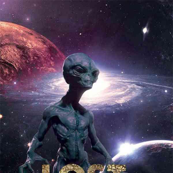 Lost Universe book cover