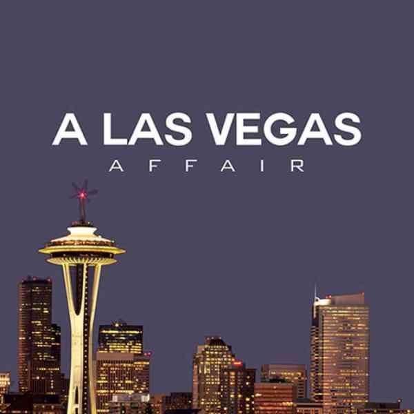 The artwork of 'A Las Vegas Affair'