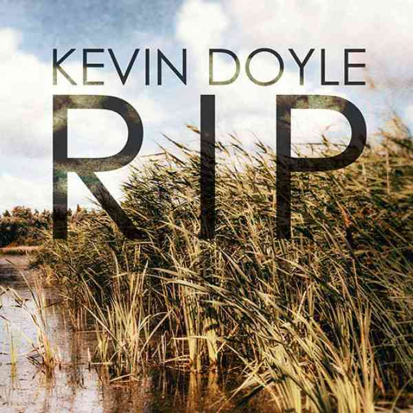 Kevin Doyle R.I.P book cover