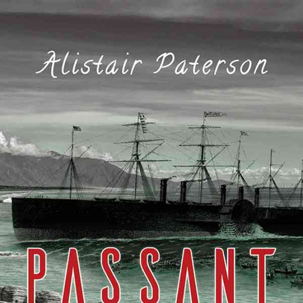 Passant: A Journey to Elsewhere book cover