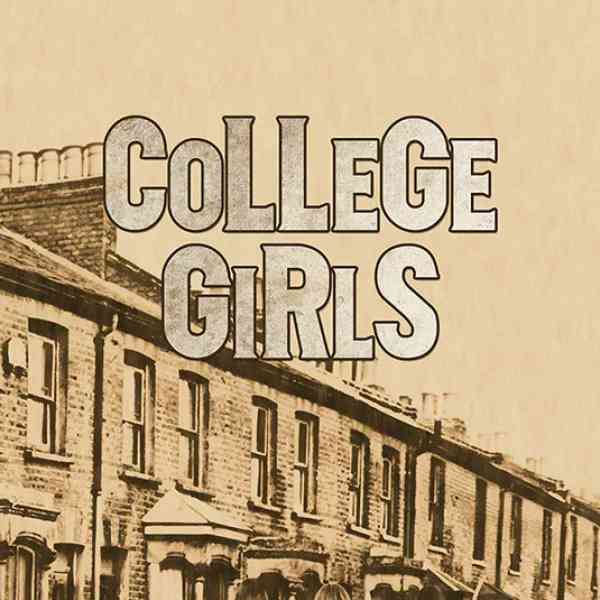 Artwork of the College Girls