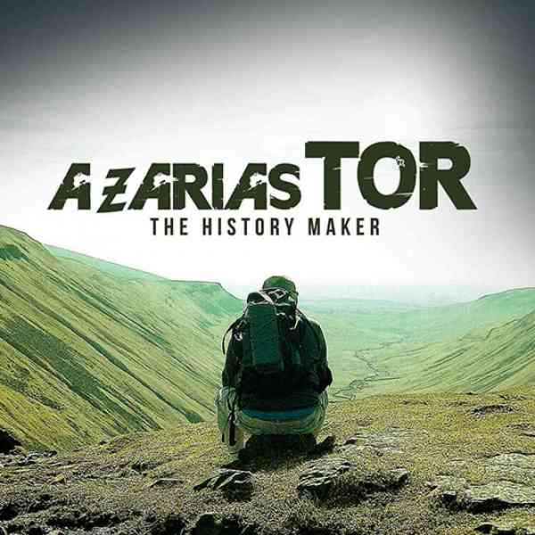 The artistic cover of Azarias Tor: The History Maker