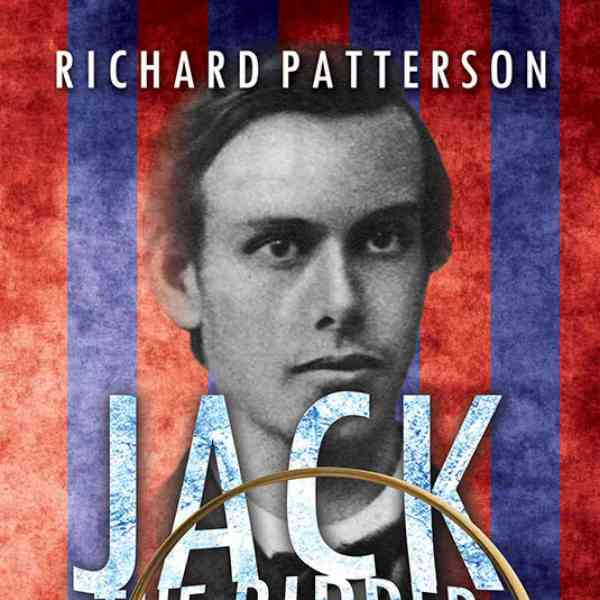 Richard Patterson's book, 'Jack the Ripper, The Works of Francis Thompson', Features in The Shields Gazette