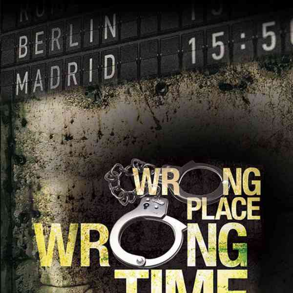 'Wrong Place, Wrong Time' Named Book of the Month by Lady Susan Marshall