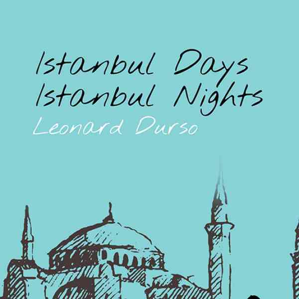 Book cover of Istanbul Days, Istanbul Nights