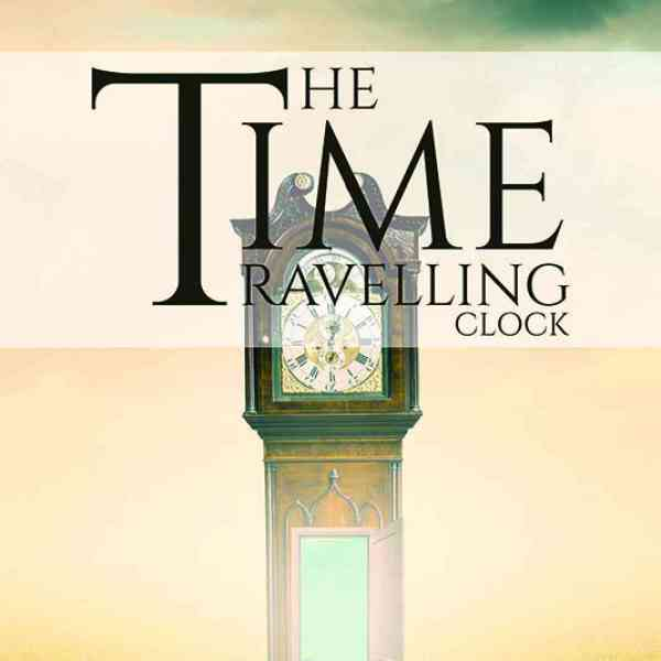 Author of The Time Travelling Clock, Derek Jee gets featured in the Times of Tunbridge Wells