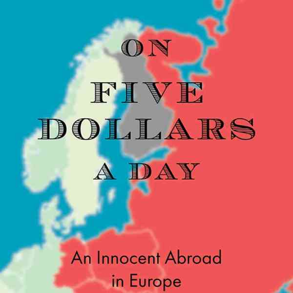 Book cover of Five Dollars A Day
