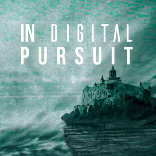 The book cover of 'In Digital Pursuit'