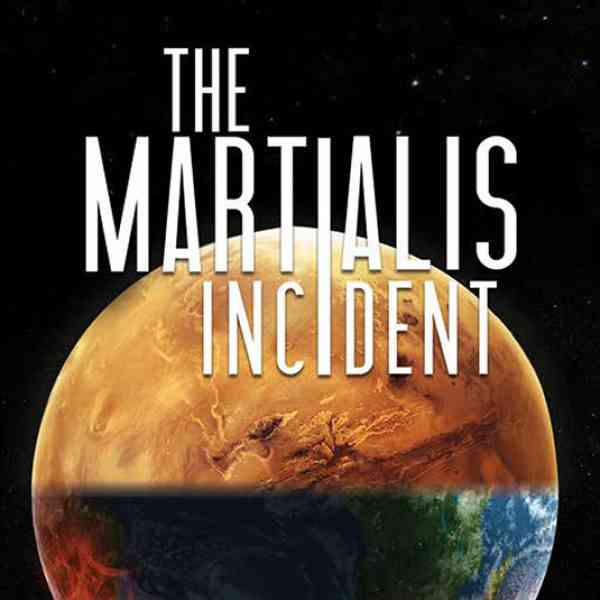 The Martialis Incident book cover