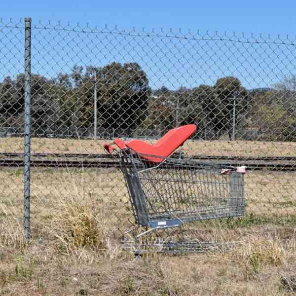 Fleur Lind story about abandoned shopping trolleys featured in Warwick's Daily News