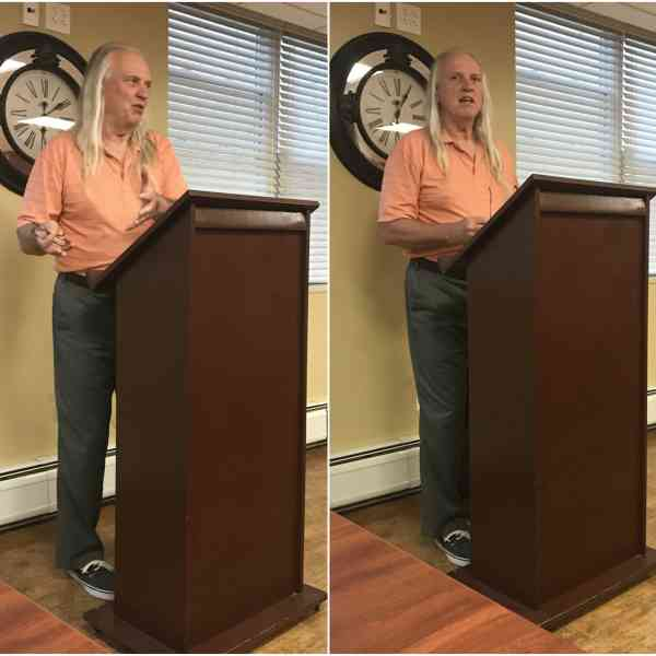 Steve Logston's presentation at Park Center Skilled Nursing and Rehabilitation was very successful