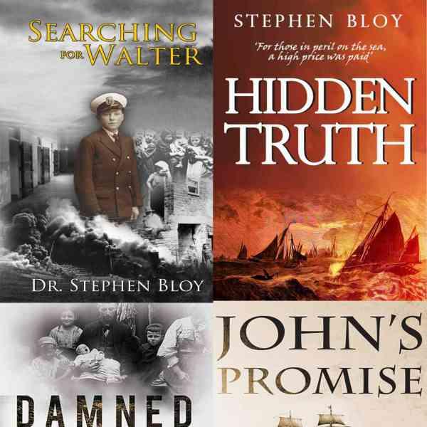 Stephen Bloy's books