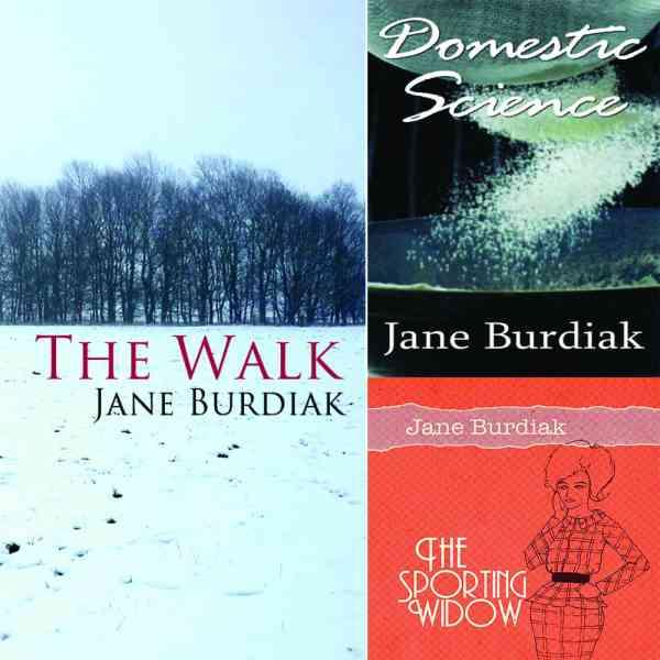 Jane Burdiak books