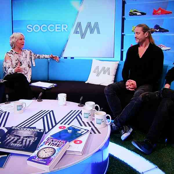Soccer AM - Extra Time