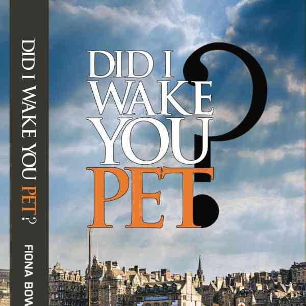 Did I Wake You, Pet Book Cover