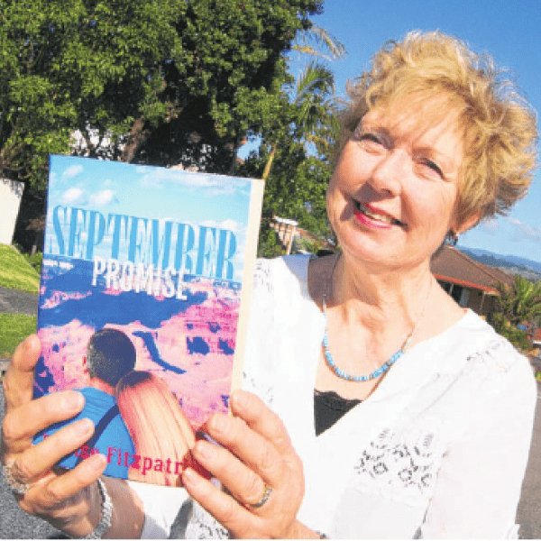 Local Author Denise Fitzpatrick Features in the Bay News.