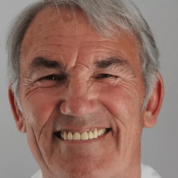 Raymond Davies Celebrates Becoming a Published Author Aged 75